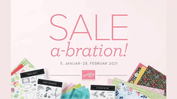 Cover Sale-a-bration 2021